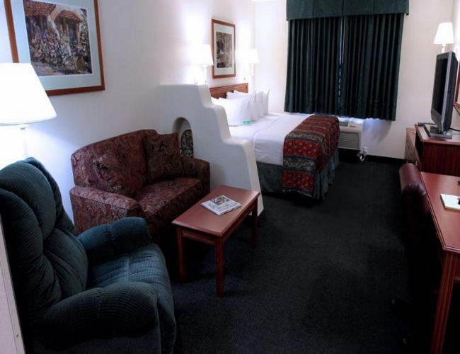 Welcome to Garden Place Suites Sierra Vista AZ